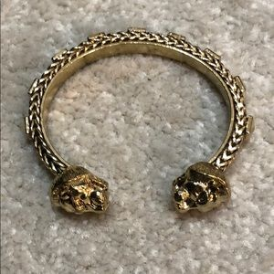 Bauble Bar lion bangle/cuff